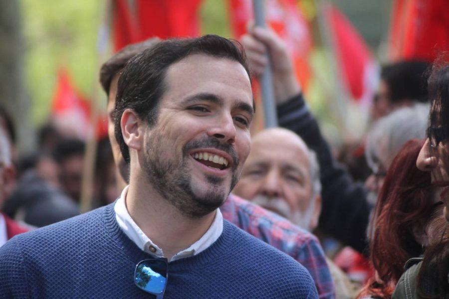 El ministro de Consumo, Alberto Garzón, podría ser candidato a presidente autonómico de Andalucía.