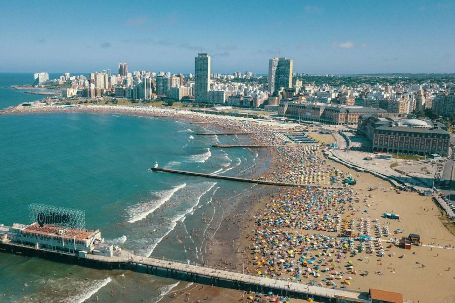 Los 6 consultorios están ubicados en la ciudad bonaerense de Mar del Plata.