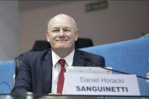 El secretario General de la Gobernación, Daniel Sanguinetti, fue denunciado penalmente.