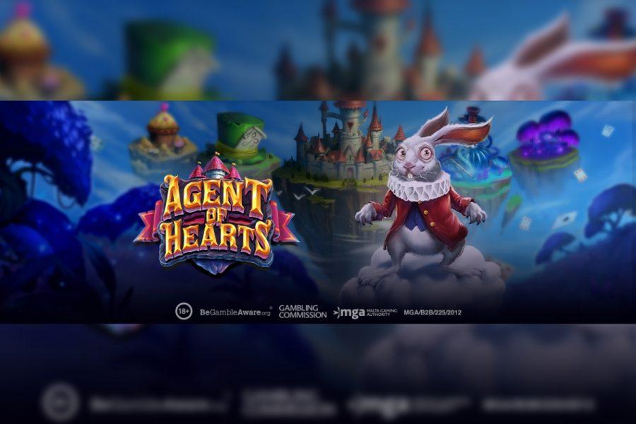 La serie Rabbit Hole Riches se expande con Agent of Hearts.