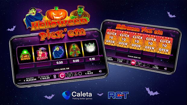 Caleta y RCT desarrollaron nueve juegos desde 2019.