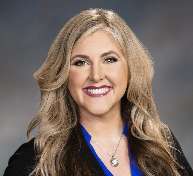 Lauren Bates, vicepresidenta de Ventas para la Región Occidental.