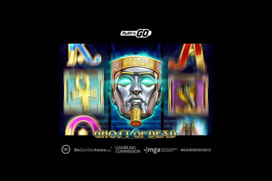 Ghost of Dead es un tragamonedas clásico de 5x3.
