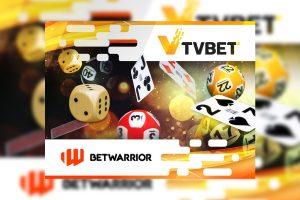 TVBET es un proveedor de soluciones en vivo de primer nivel con una amplia línea de apuestas.