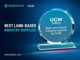 Digitain fue reconocida por los altos estándares de los productos.