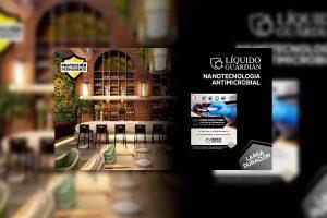 Líquido Guardian ofrece protección antimicrobiana en casinos, bingos y hoteles.