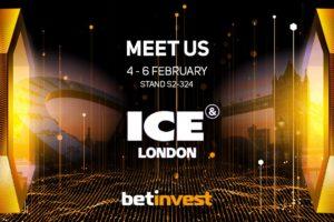 betinvest ice london 2020
