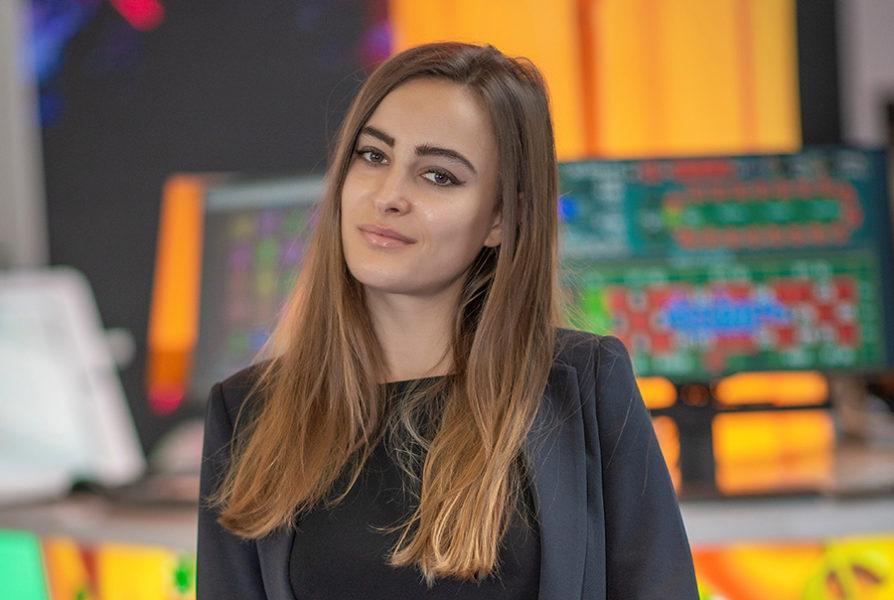 Polina Nedyalkova, Business Development Manager for EGT Interactive.