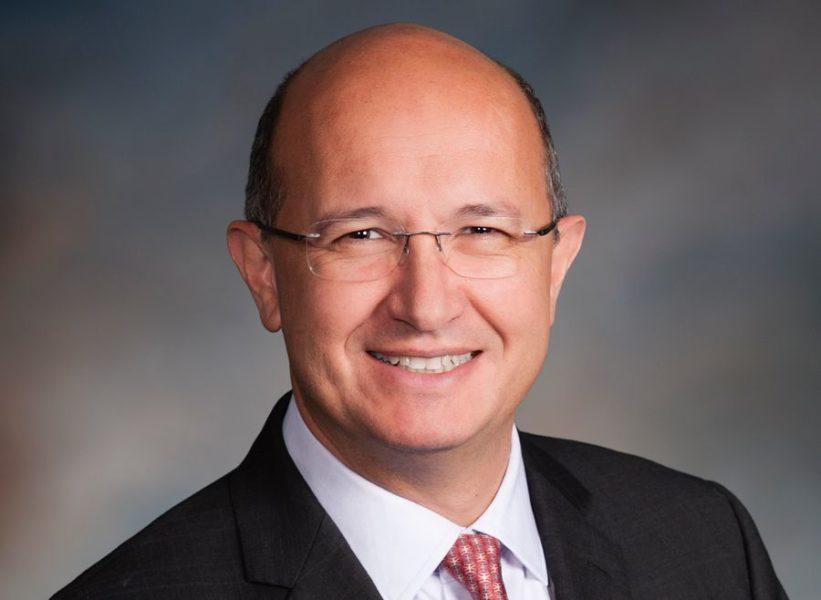 Eduardo Aching, Vice President, International Gaming Operations at Konami Gaming Inc.