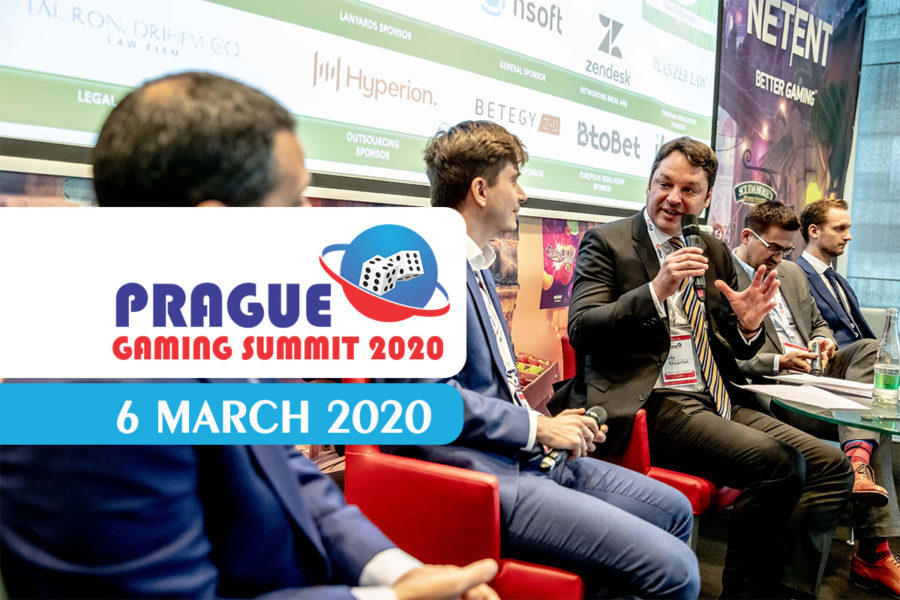The event takes place on March 6 in Prague.