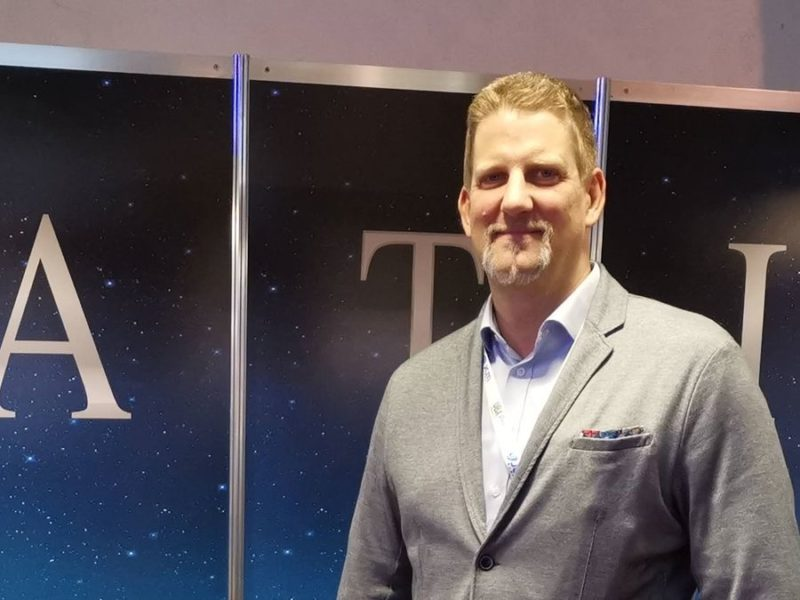 Thomas Engstberger, Sales Manager at AMATIC Industries.