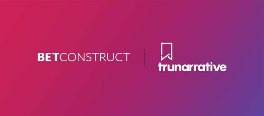 BetConstruct joined forces with TruNarrative as part of efforts to better use data to understand and protect players.