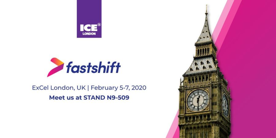 ICE London takes place on February 4-6 in the UK.