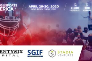 The sports betting trade show takes place at Meadowlands Exposition Center, New Jersey on April 28-30.