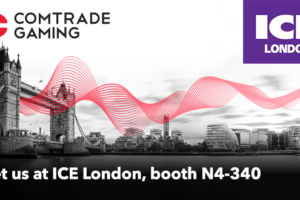 ICE London will take place on February 4-6.