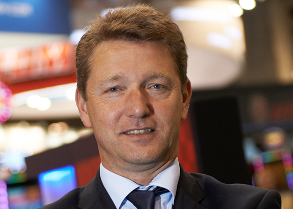 Marcus Tiedt, Sales & Marketing Director, Innovative Technology.
