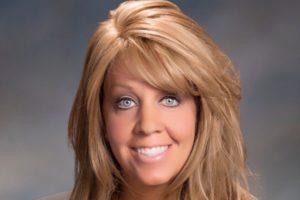 Konami Gaming Inc's Vice President of Regulatory Compliance Lori Olk.