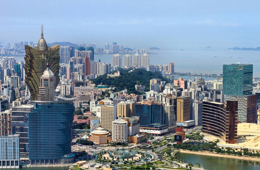 Macau GGR is expected to be flat early in 2020.