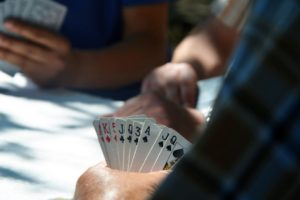 The US$20k fine was received for conducting poker tournaments that had not been approved by the agency.