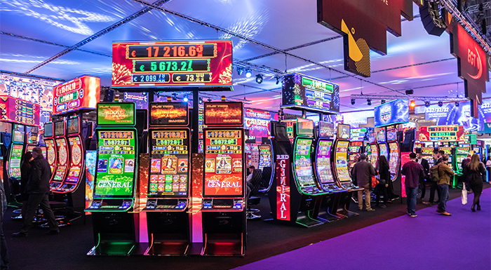 The EGT future of gaming, manifested at ICE London 2020