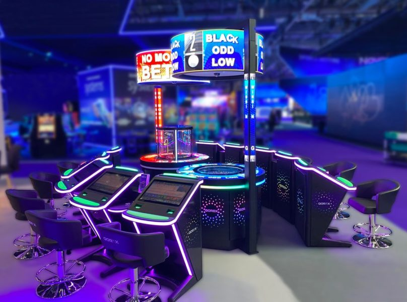 Qorex provides all the thrills of live gaming while delivering the benefits of electronic gaming.