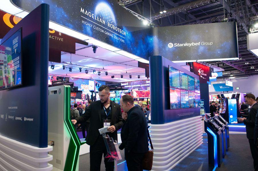 Magellan Robotech lands at Enada 2020