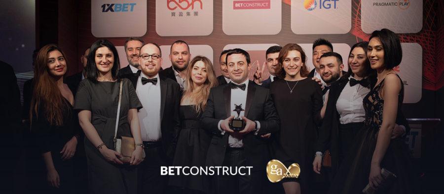 International Gaming Awards 2020 has distinguished BetConstruct