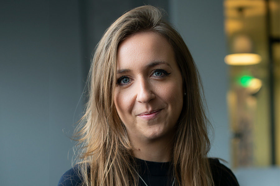 Amy Riches, Head of Marketing at Evolution Gaming,