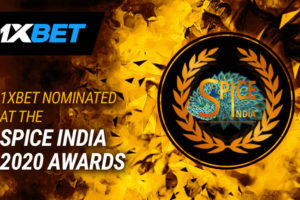 1xBet SPiCE India awards