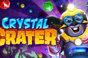 This latest addition to Radi8's portfolio of 10, Crystal Crater, will be available on major operators from 25 March