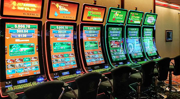 Casino spelmaskiner