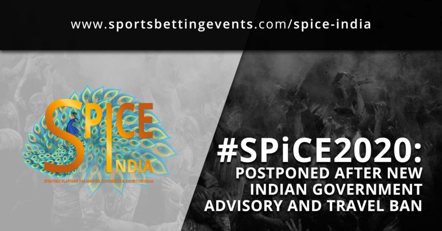 SPiCE India 2020 postponed