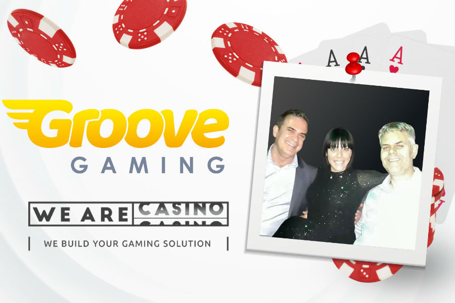 GrooveGaming expands global footprint with WeAreCasino