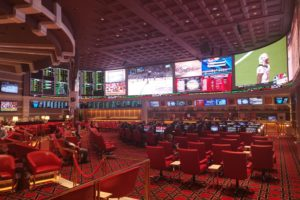 Mississippi sports betting struggles in February