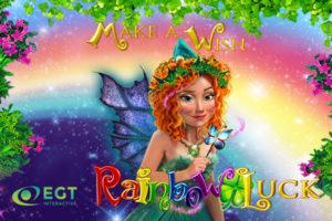 EGT Interactive Rainbow Luck