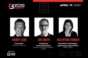 Betting in face of COVID-19 announces speakers