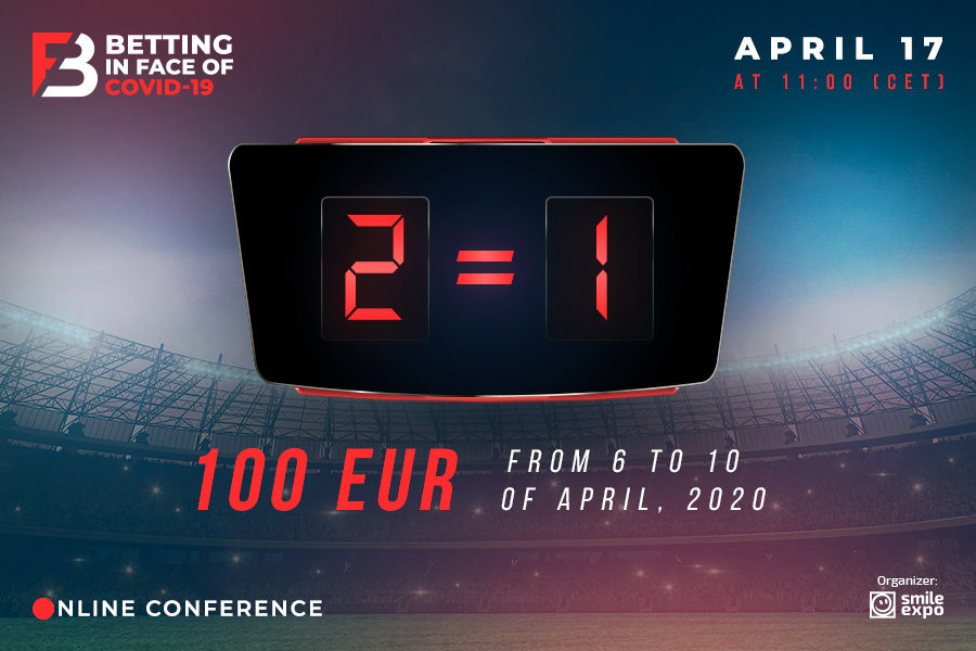 Betting in face of COVID-19: Key benefits of the online conference