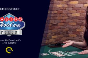 BetConstruct Live Casino Games