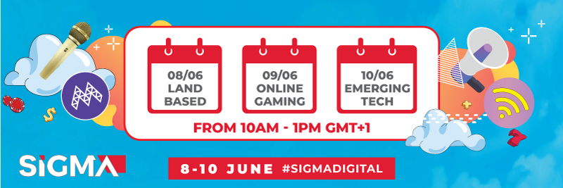 SiGMA Group announces 3-day Digital Conference