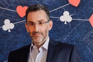 Domenico Vacchiano, Head of Teach at Magellan Robotech