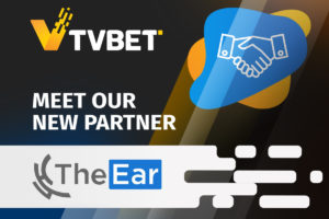 TVBET and The Ear Platform signed agreement