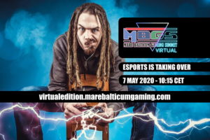 Mare Balticum Gaming Summit will have its virtual version next May 7.