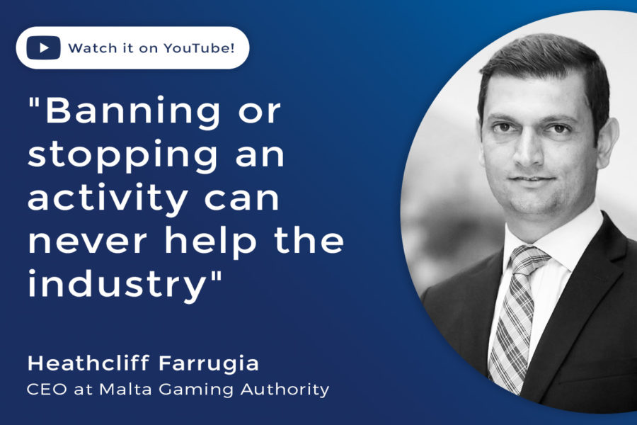MGA CEO Heathcliff Farrugia discussed the gaming industry in an exclusive interview.