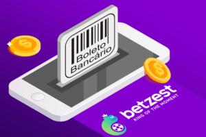 Betzest and Boleto Bancario will provide safe transactions Brazil.