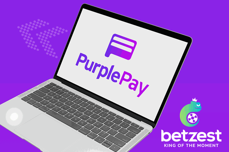 Betzest has partnered with payment provider PurplePay.