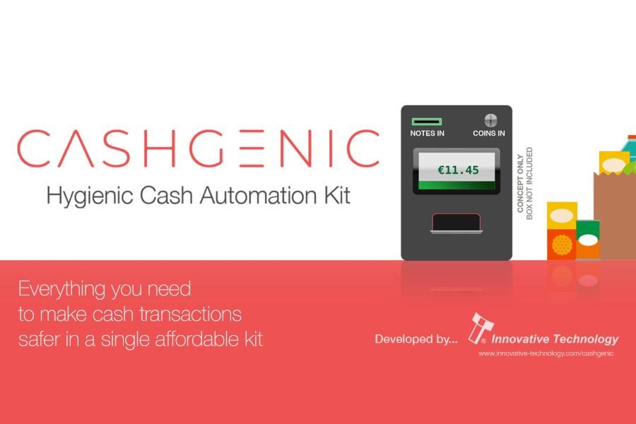 Innovative Technology has launched CashGenic.