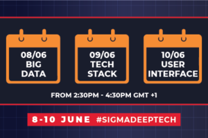 SiGMA Deep Tech – inaugural summit for techies and CTOs in iGaming