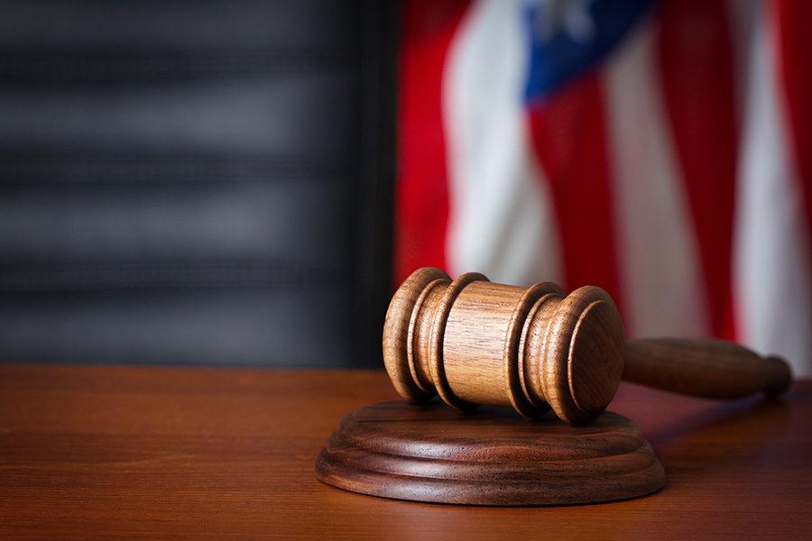 A coin machine association has taken Ohio to court.