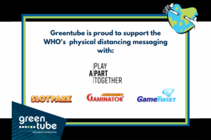 Greentube joined an awareness initiative to support the WHO.