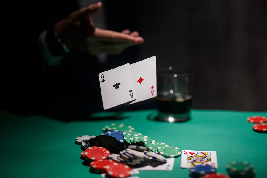 Poker will be banned in Pennsylvania casinos for the near future.